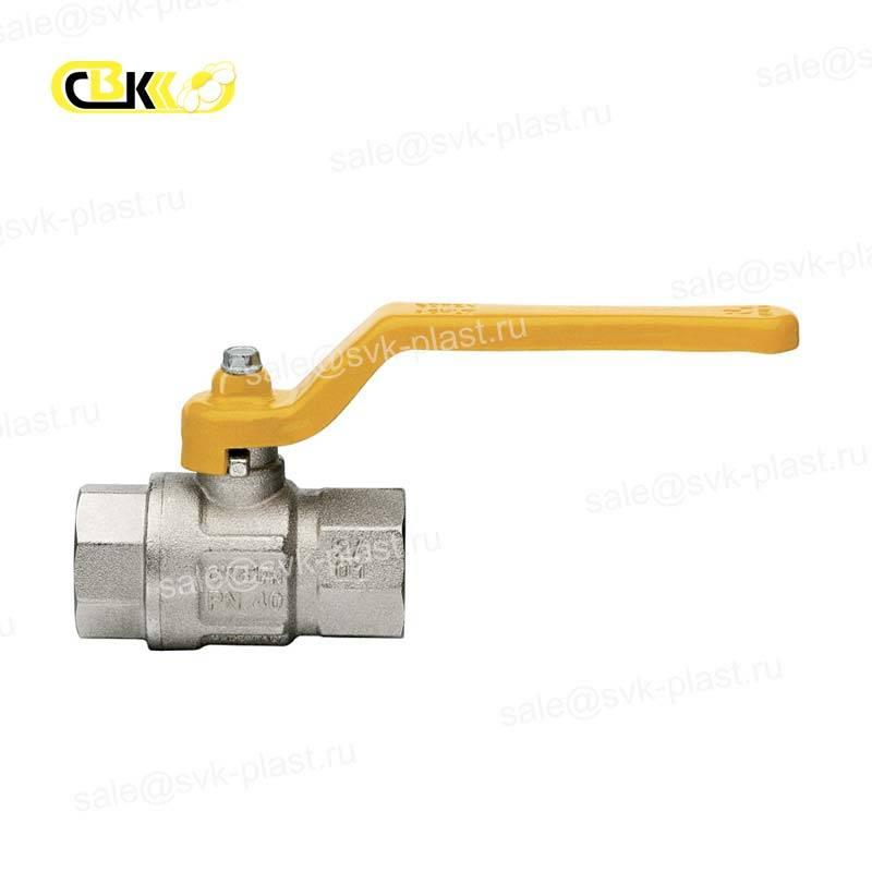 ITAP gas Tap full-bore handle-lever BP/BP model 066