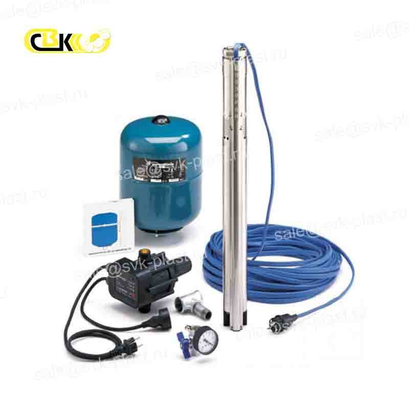 Constant pressure maintenance kit with SQE pump