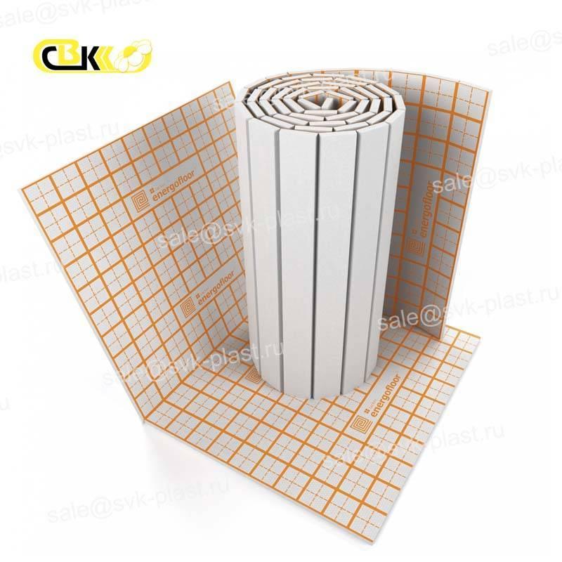 Energofloor Tacker thermal insulation Mat