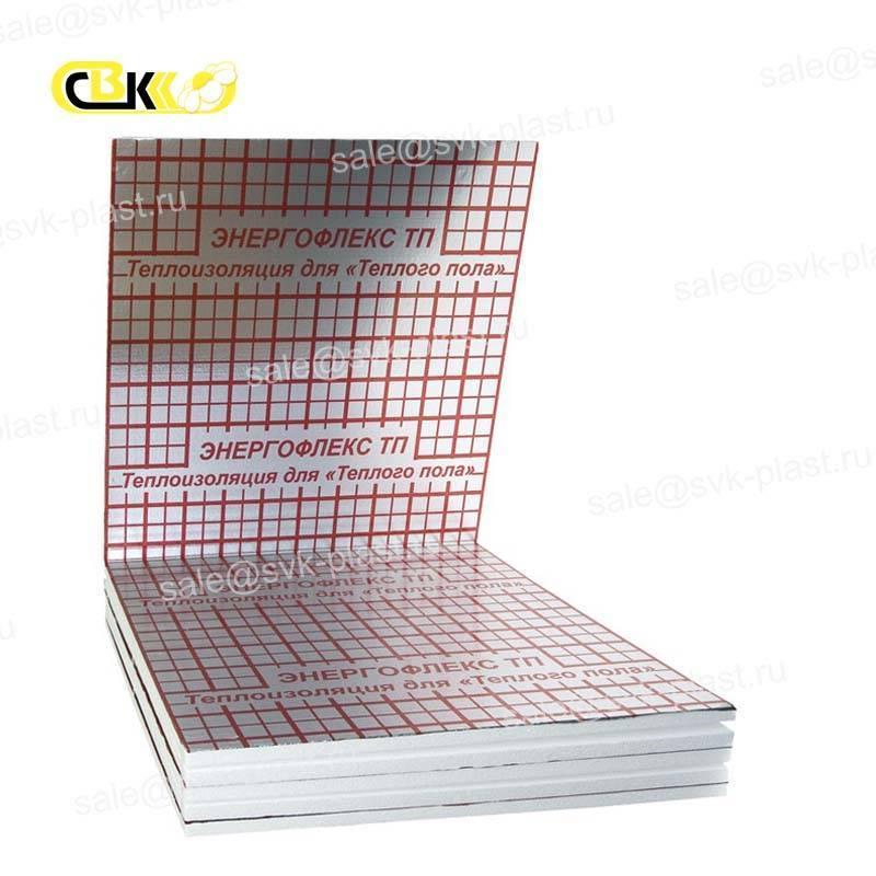 Thermal insulation plate Energofloor Tacker