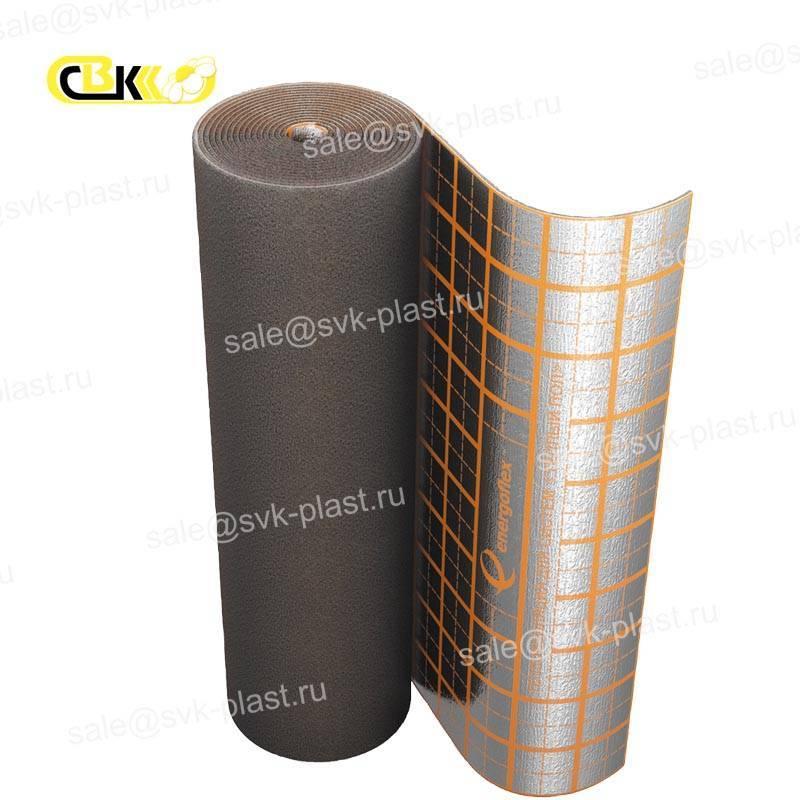 Energofloor Compact Rolls