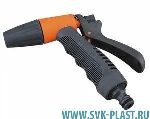 Пистолет пульверизатор пластмассовый
