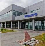 The Volvo Trucks plant in Kaluga
